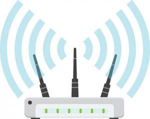 Internal external wifi setups
